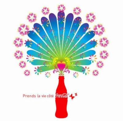 ♡♡♡♡♡♡Prends la vie côté Coca Cola♡♡♡♡♡♡