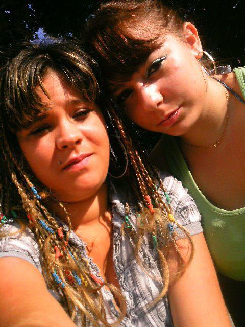 petite soeur et moi :p ♥