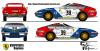 "Ferrari Daytona ""Le Mans 1972"""