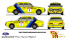 """Ford Escort MK1 """"Marc Pascual Réplica"""""""