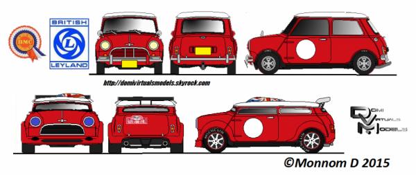 "Mini Cooper Proto ""slalom"""