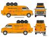 Chevrolet Van 1990