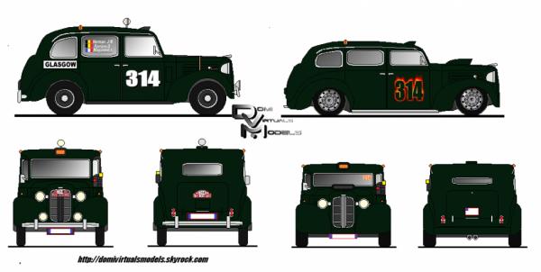 Délire Austin FX3