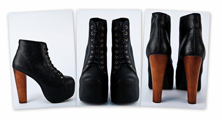 Jeffrey Campbell ( les chaussures de rêve ! )
