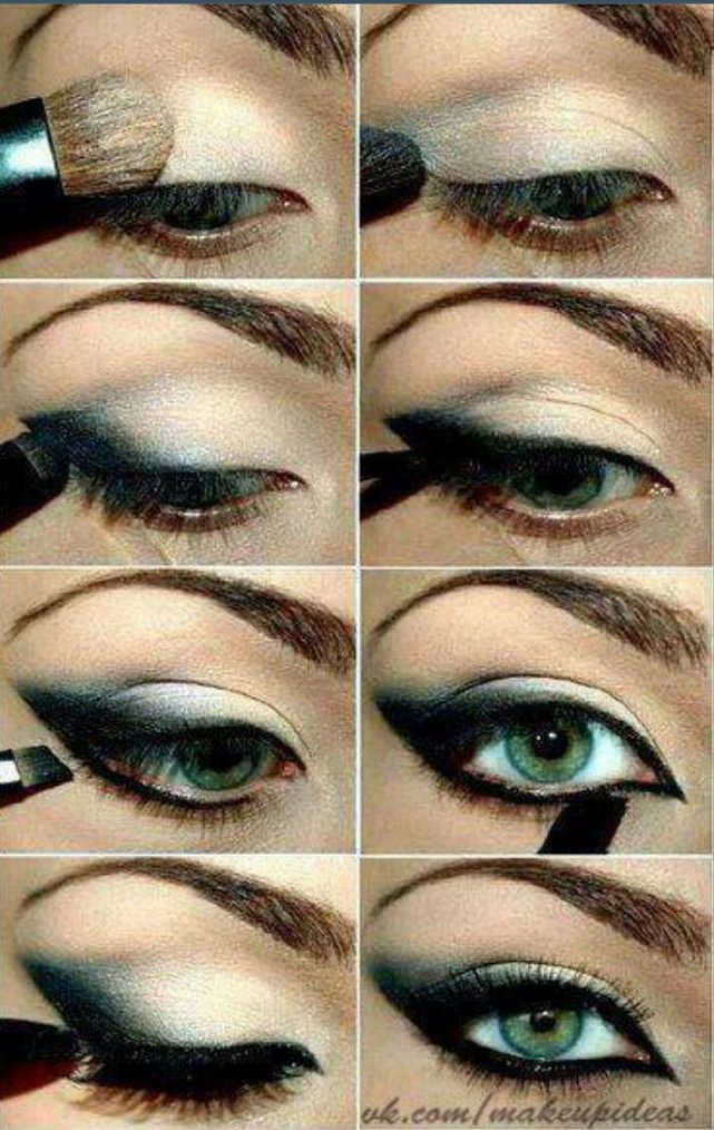 Tuto Make-Up N°1