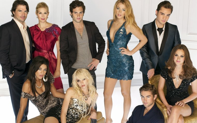 Séries: Quel est votre personnage préféré dans Gossip Girl ?