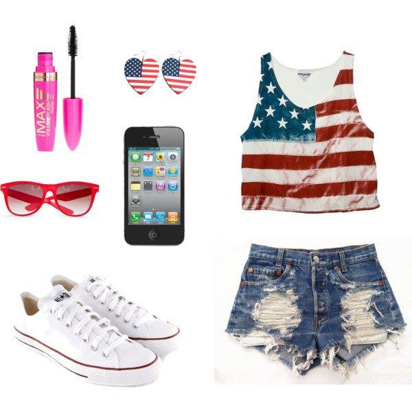 Polyvore N3 : American Look