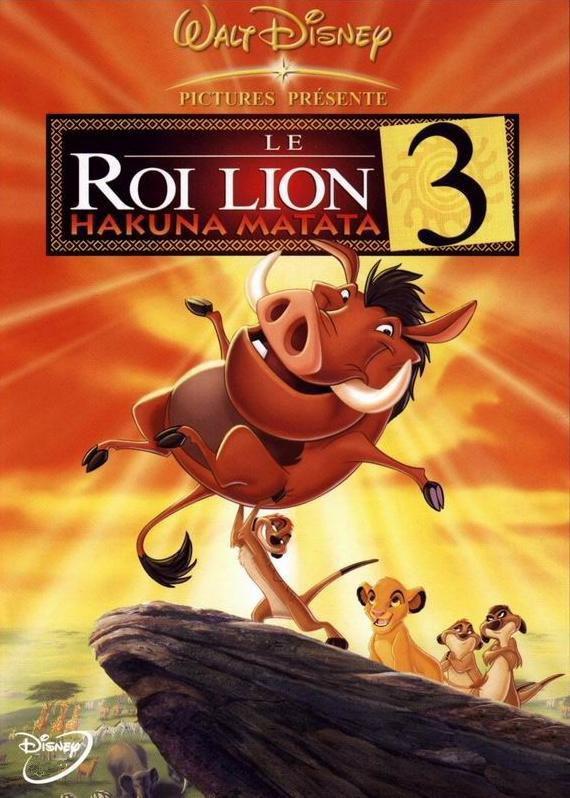 LE ROI LION : LA TRILOGIE