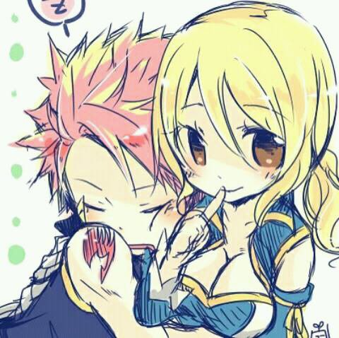 Le couple fairy tail