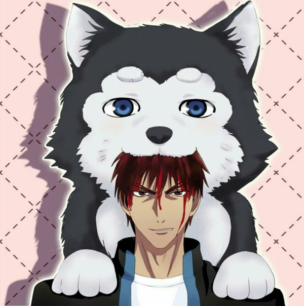 Taiga kagami mon personnage prefere dans kuroko basket