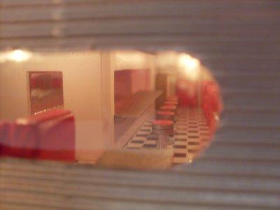 Diorama - Californie - Diner