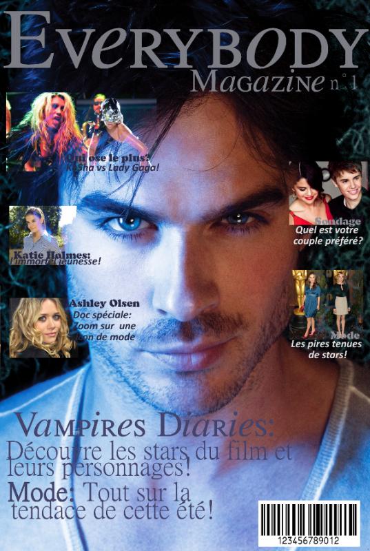 EVERYBODY magazine numéro 1