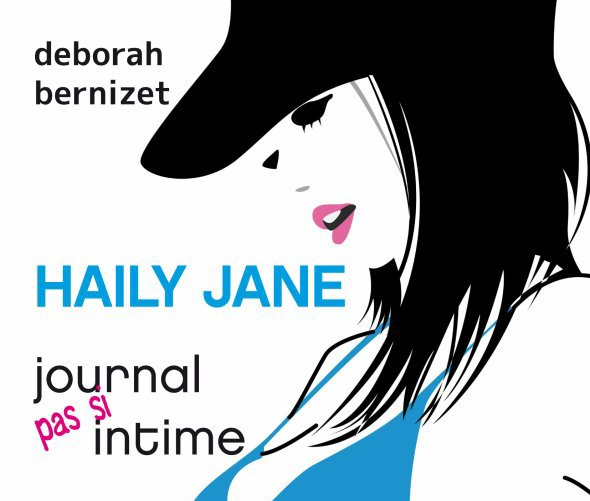 "Interview de Deborah Bernizet, auteur de ""Haily-Jane, journal pas si intime"". par Lauranne"
