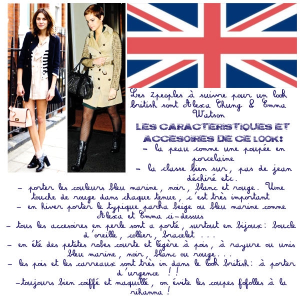 On adopte le look british ?