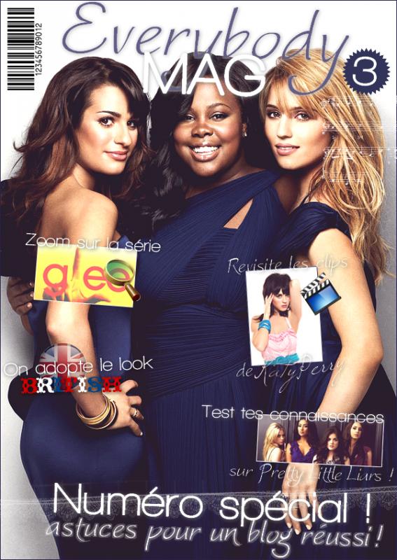 EVERYBODY magazine numéro 3
