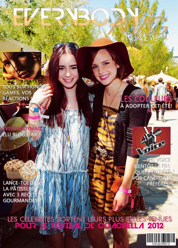 EVERYBODY magazine numéro 4.