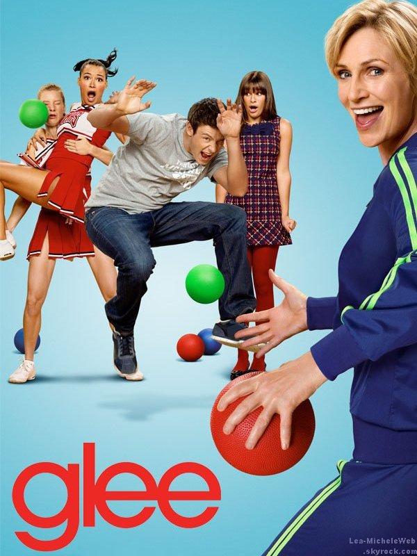07 Septembre : Une nouvelle photo pour la promo de Glee !