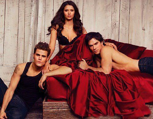 Vampire Diaries (Série Tv Américaine)
