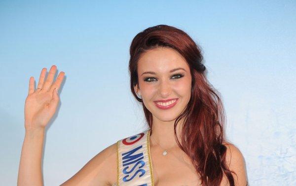 Delphine Wespiser : Miss France n'ira pas au concours de Miss Univers
