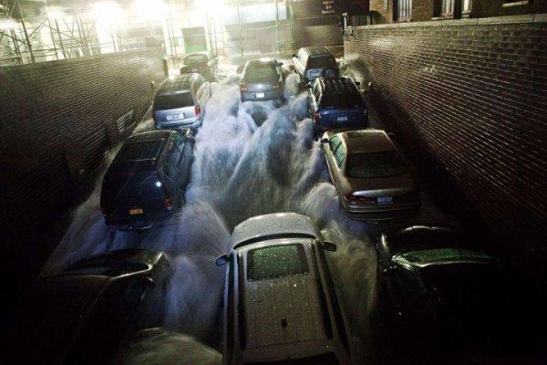 Suite (tempête Sandy)