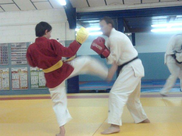 demain  dimanche 30 01 2011 kenzo combattera pour la coupe de france