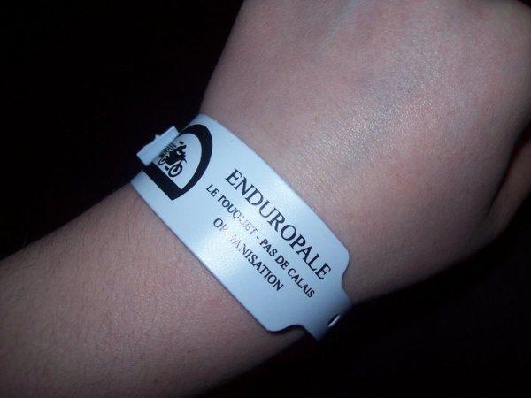 Ce fameux bracelet que j' attendais tant !