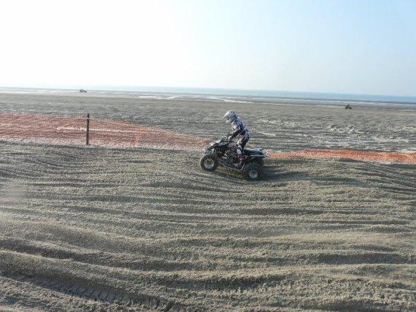 touquet , terrain defoncé ^^