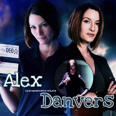 "ALEXANDRA ""ALEX"" DANVERS"
