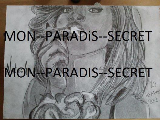 mes dessins d'artistes !