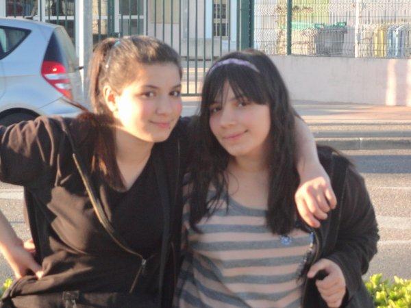 moa et ma soeur :)