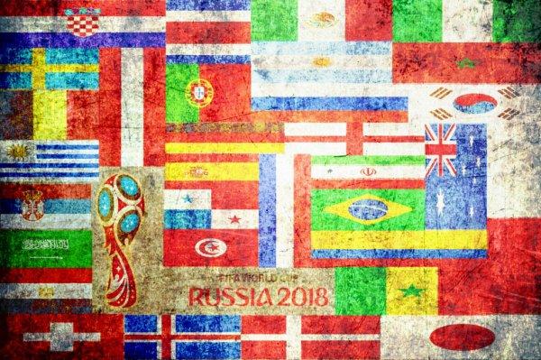 2018 Coupe du Monde