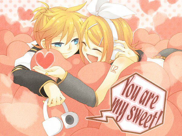 One Shoot: Len X Rin: Chocolates for You!