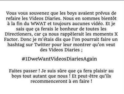 Faite Passer Directioner !!!!