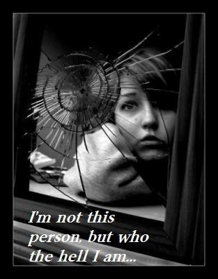 Je ne suis pas cette personne.