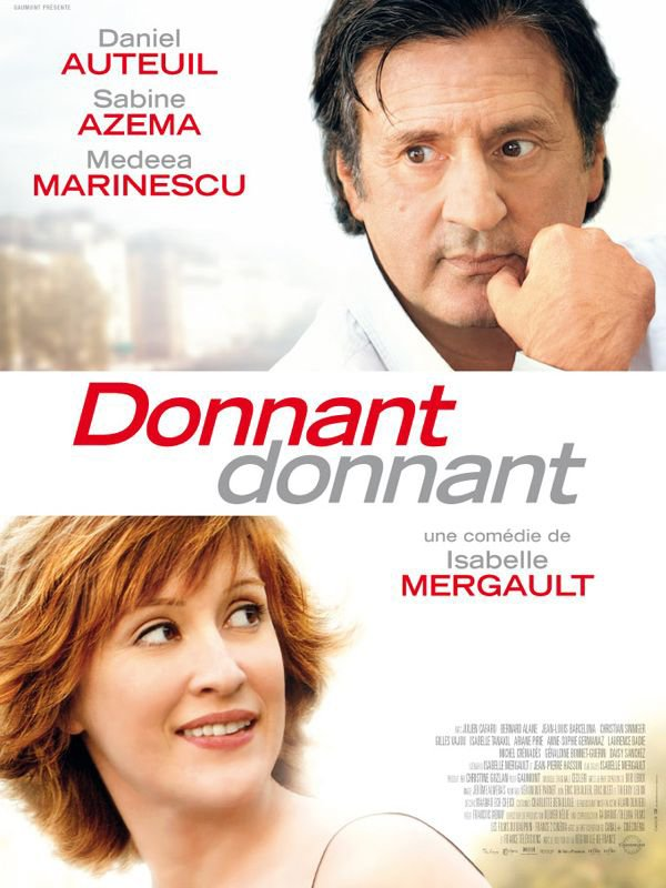 FILMABLOG : DONNANT DONNANT  2010