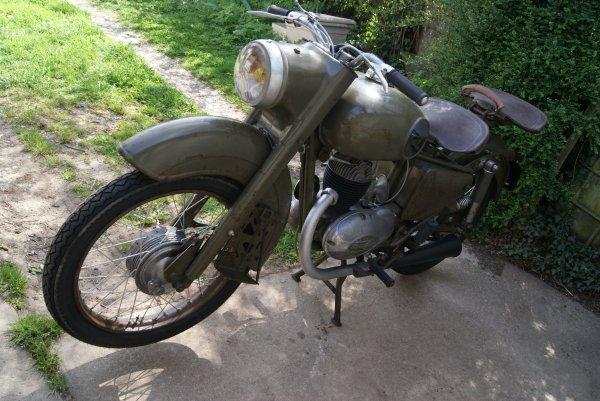 Monet Goyon M2VOR 232cc