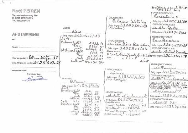 ECAILLE DE CHEZ PEREIN EN PROVENANCE DE CHEZ PHILIPPE ET MARTINE FREDERICK