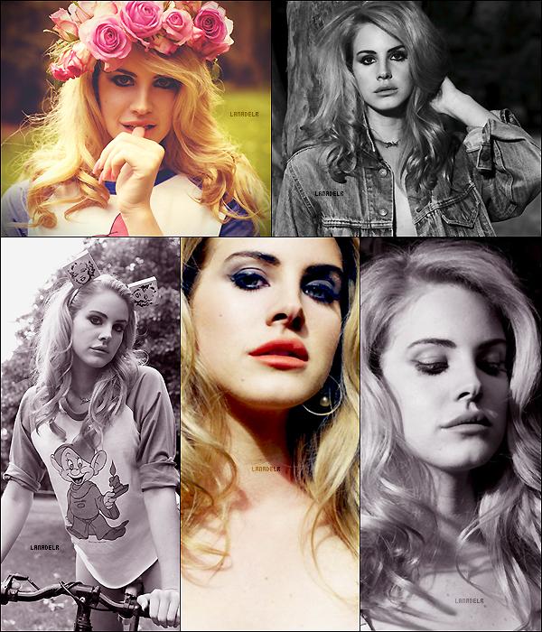 Encore de nouvelles photos de Lana venant de divers albums. Tu aimes ?