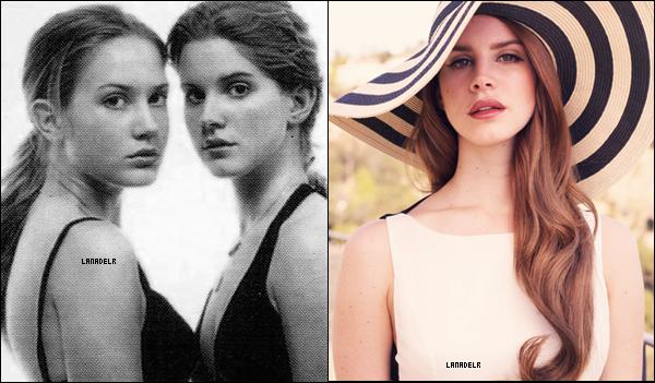 Une photo par Nicole N. + Une photo de L. et sa soeur, saurez vous reconnaitre Lana ?