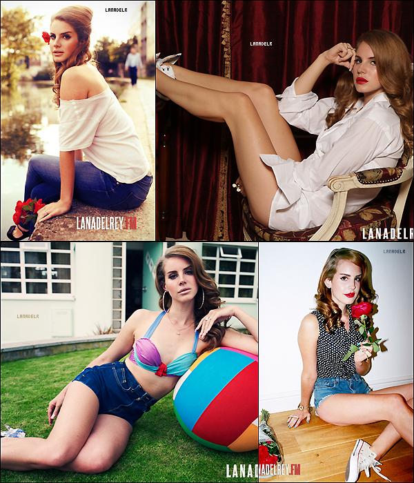 Des photos de divers albums sont apparues ses derniers temps sur Lizzy. Enjoy !