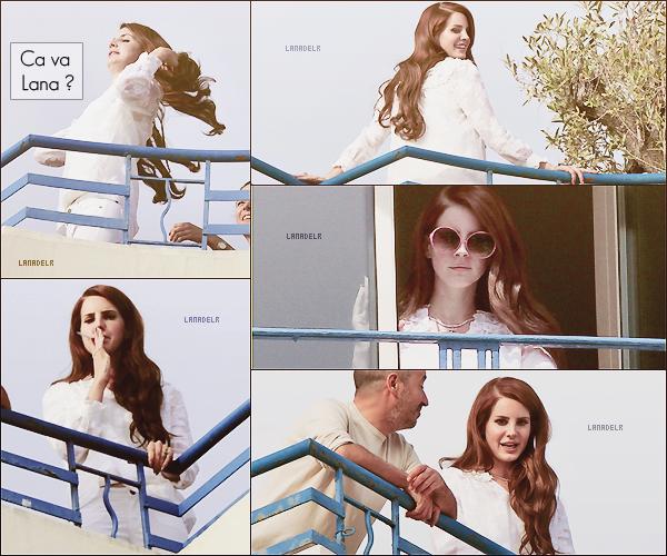 Des nouvelles photos de Lana sont apparues :