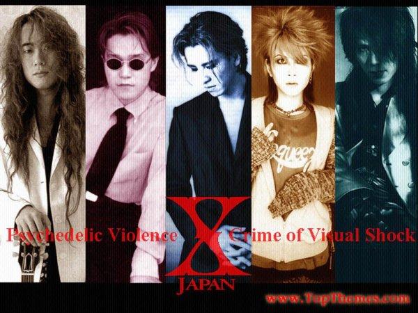 X -JAPAN