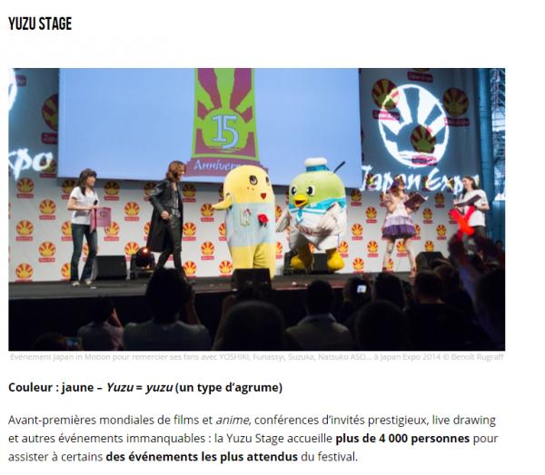 JAPAN EXPO 2015.... LA VENTE DES TICKETS EST OUVERTE