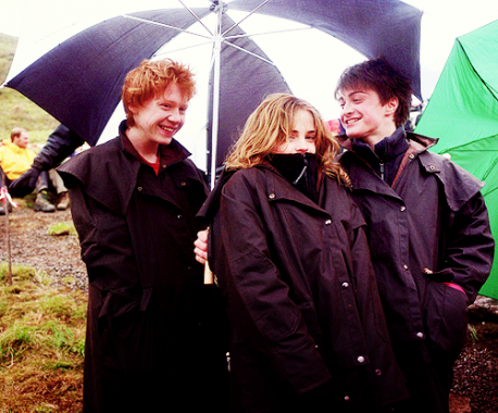Tournage de Harry Potter 3 & 4