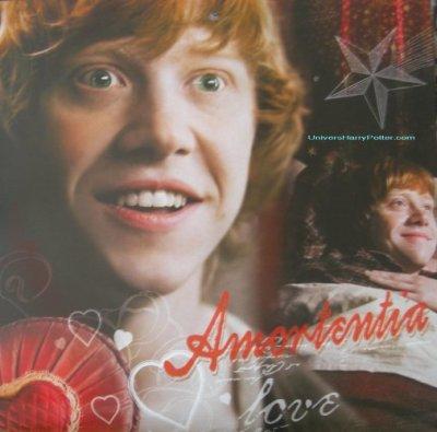 """"""" - Harry, je crois que je l'aime ! """""""