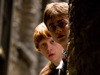 Ron et Harry ♥