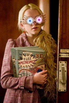 Luna Lovegood - Harry Potter 6