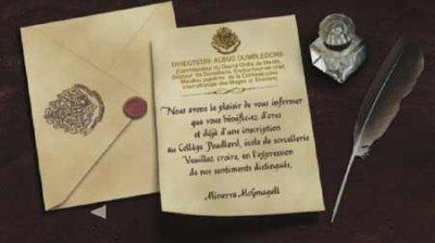 Lettre envoyée à Harry en juillet 1991
