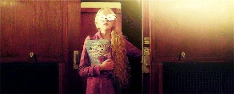 Luna Lovegood, Harry Potter et le Prince de sang-mélé