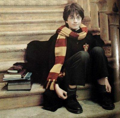 * La vie d'un sorcier c'est tellement magique - je ne repart pas chez moi, pas vraiment !
